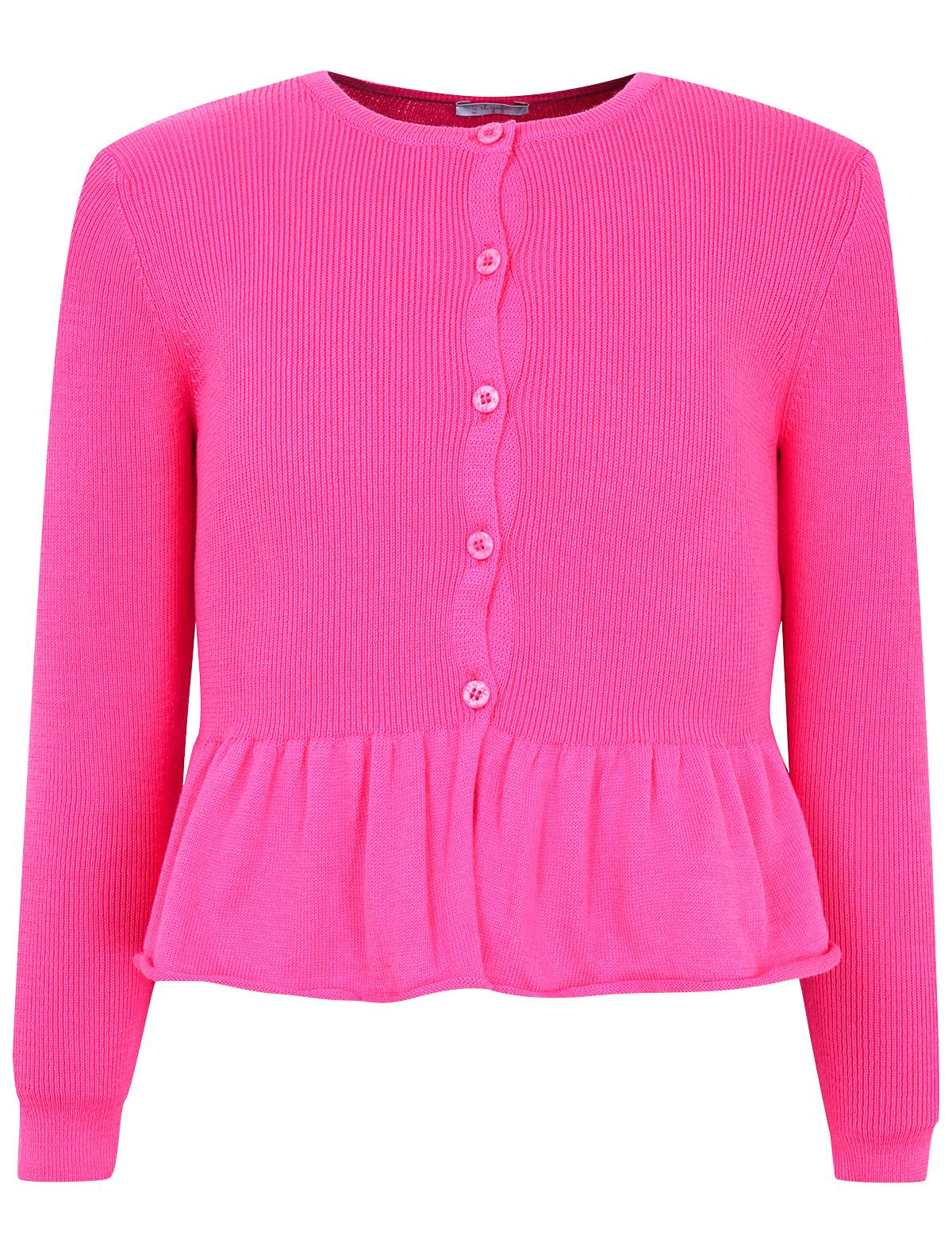 Купить Кардиган Il Gufo для девочек P19GF307EM600.361 розовый 140,