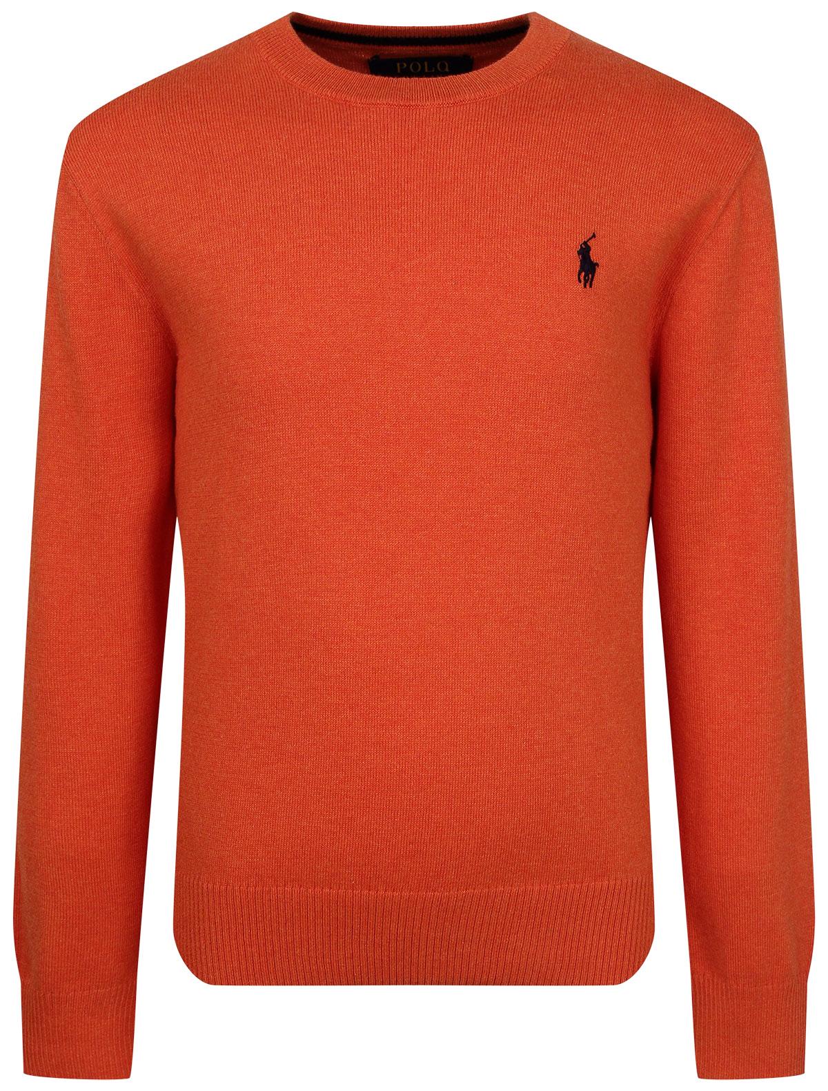 Купить Джемпер Polo Ralph Lauren для мальчиков 321799887005 оранжевый 92,