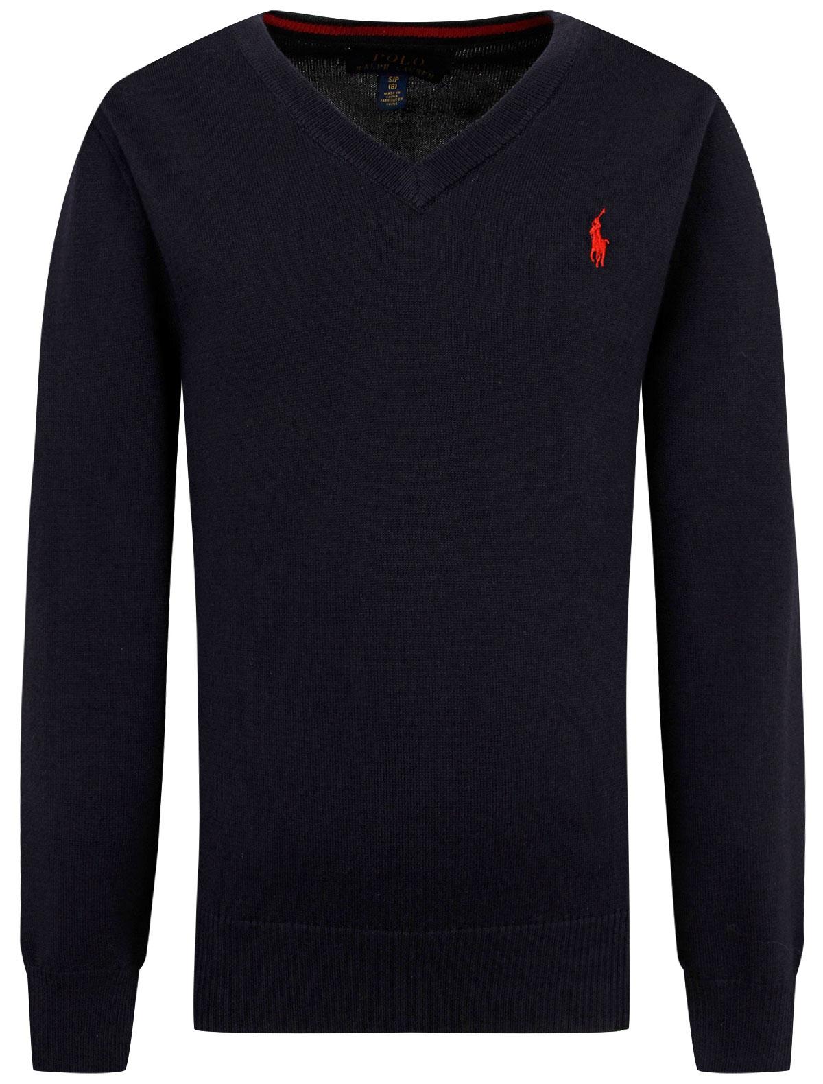 Купить Джемпер Polo Ralph Lauren для мальчиков 322799886001 синий 122,