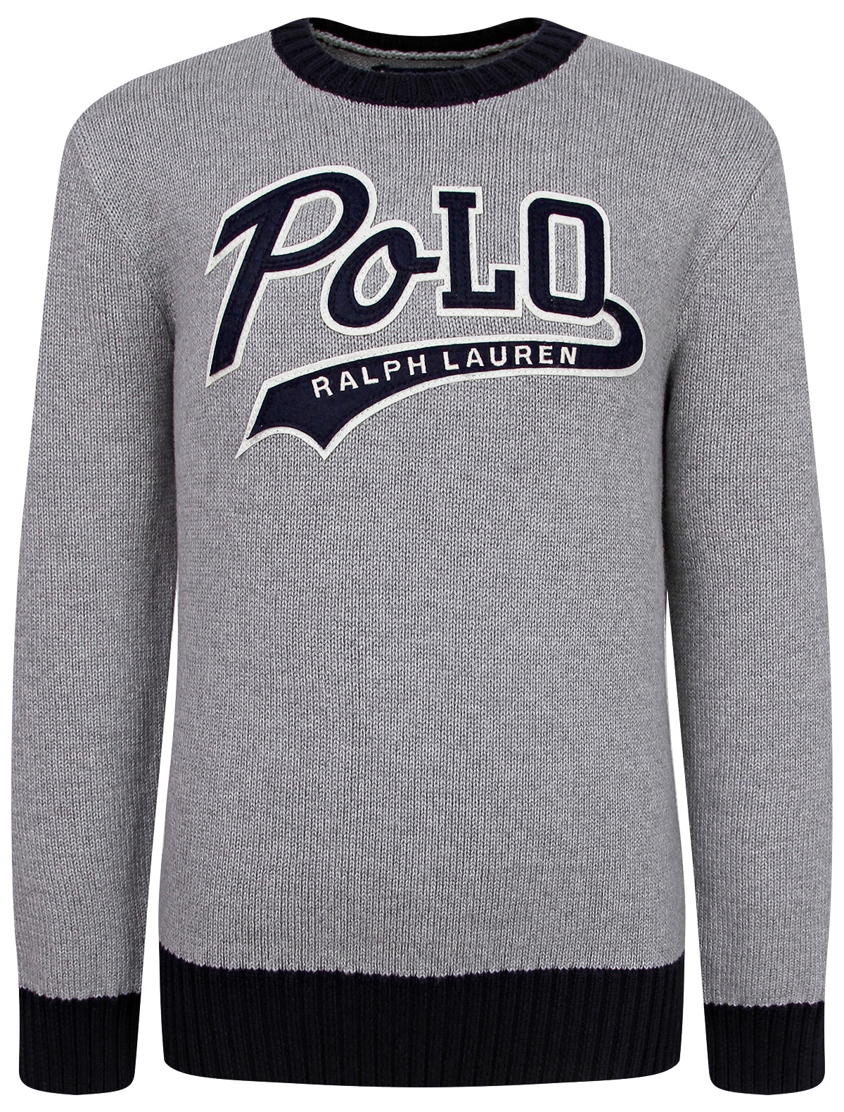 Купить Джемпер Polo Ralph Lauren для мальчиков 321799428001 серый 92,