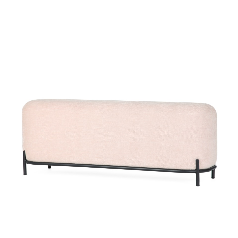 Пуф Pawai 120 см розовый StoreForHome