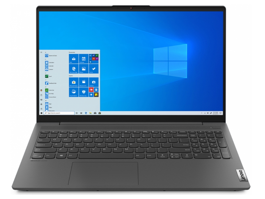 Ноутбук Lenovo IdeaPad 5 15ITL05 Black (82FG004GRU)