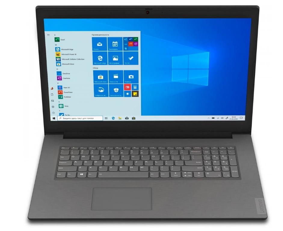 Ноутбук Lenovo V340-17IWL Gray (81RG0006RU)