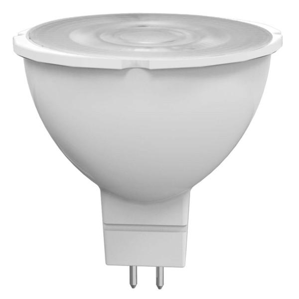 Лампа Uniel LED-JCDR-10W/3000K/GU5.3 PLS LED-JCDR-10W/3000K/GU5.3 PLS03WH