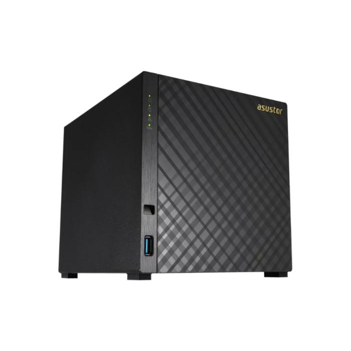 Сетевое хранилище данных ASUSTOR AS3204T V2 Black