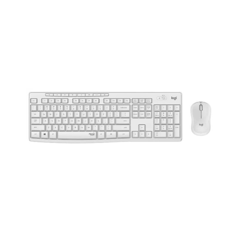 Комплект клавиатура и мышь Logitech MK295 Silent