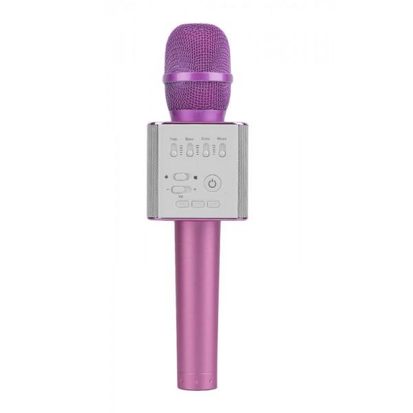 Микрофон MicGeek Q9 Pink