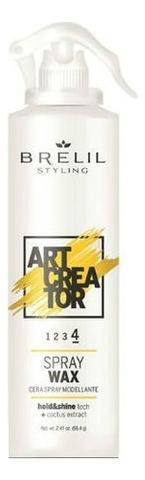 Купить Спрей-воск для волос Brelil professional Art Creator Gel Spray Wax 150 мл