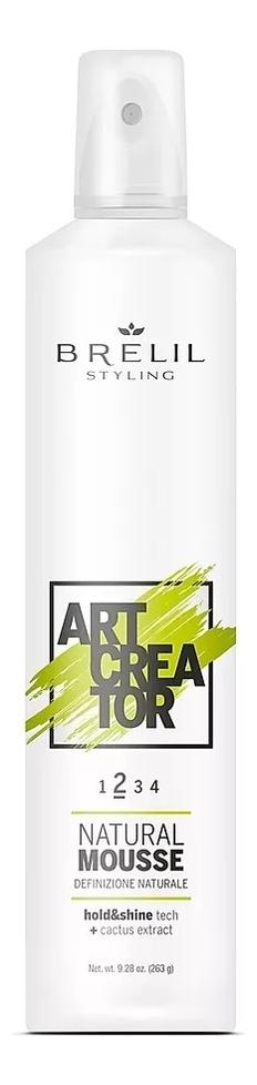 Купить Мусс для укладки средней фиксации Brelil professional ART CREATOR 300 мл