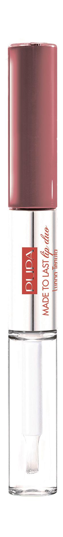 Купить Губная помада Pupa Pupa Made to Last Lip Duo 15 Nude Set