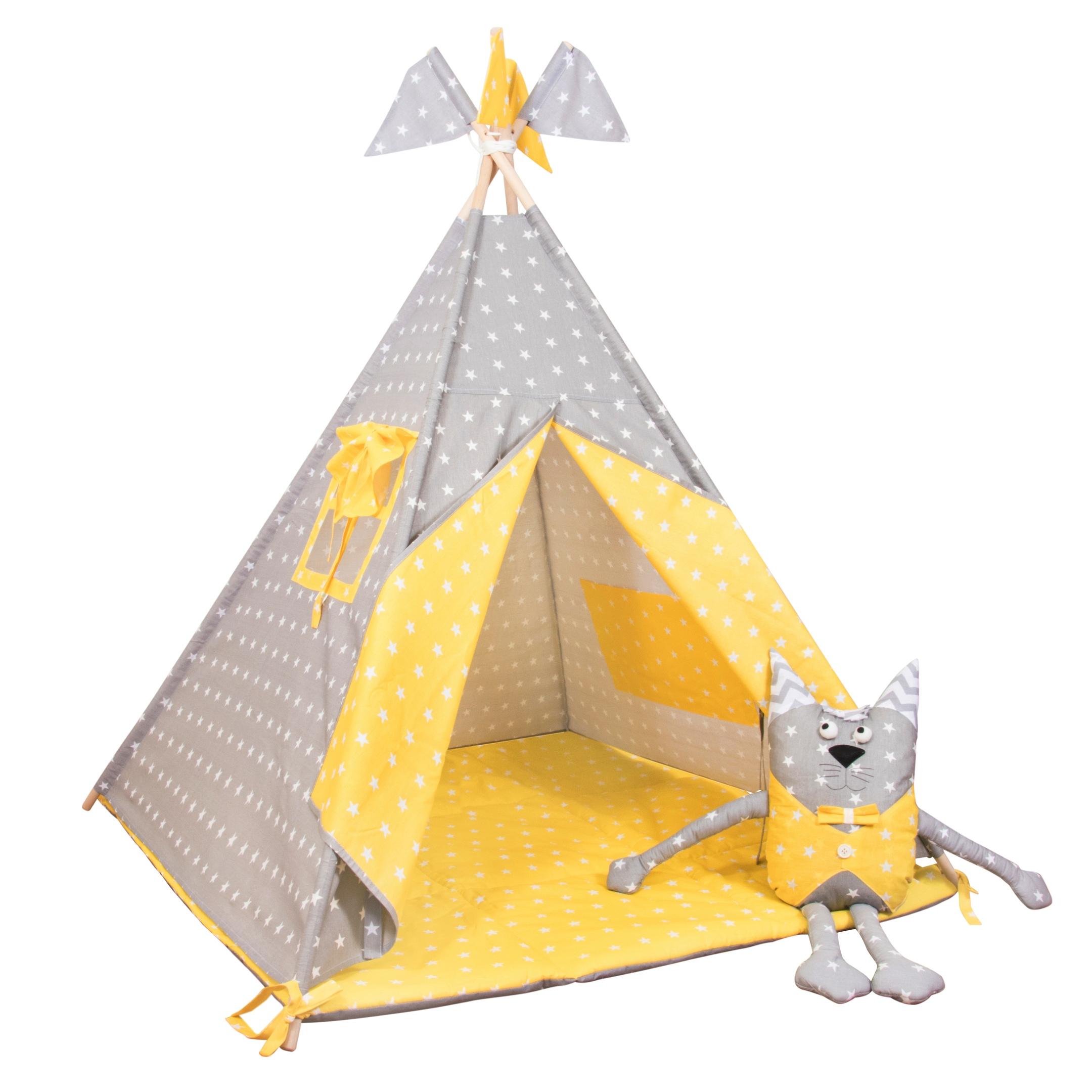 Детский вигвам ВИГВАМиЯ Солнечный домик Базовый