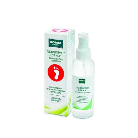 Купить Дезодорант для ног длительного действия Domix Green , спрей, 150 мл, Domix Green Professional