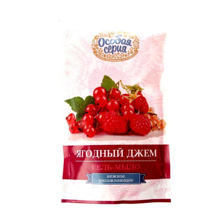 Купить Крем-мыло Красная линия Ягодный джем 500 мл