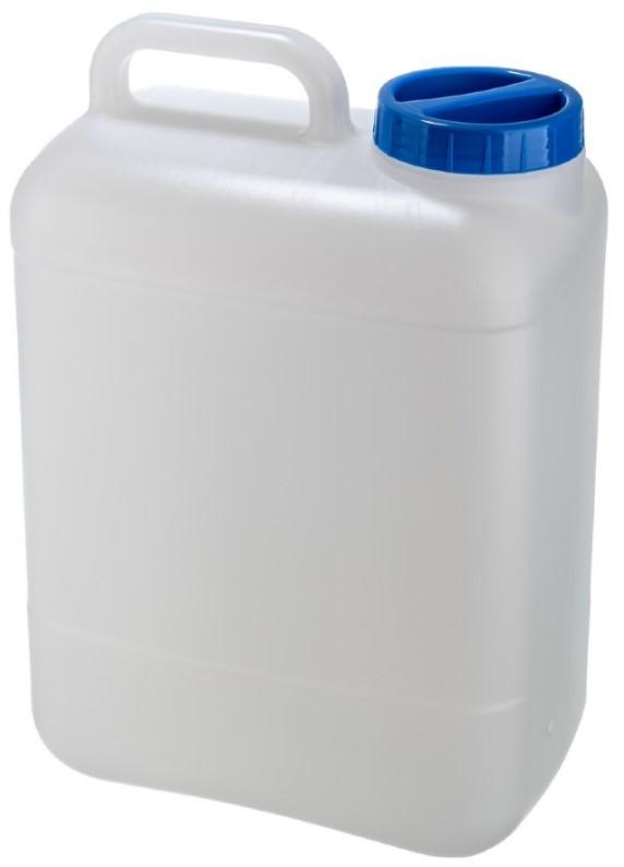 Канистра ElfPlast Aqualine, белая, 16 л