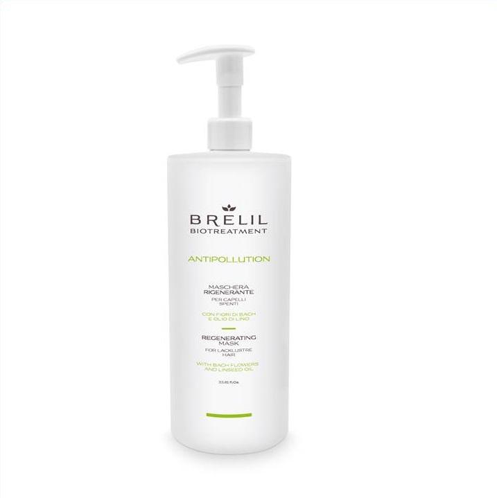 Купить Регенерирующая маска для волос Brelil professional BIOTREATMENT 1000 мл