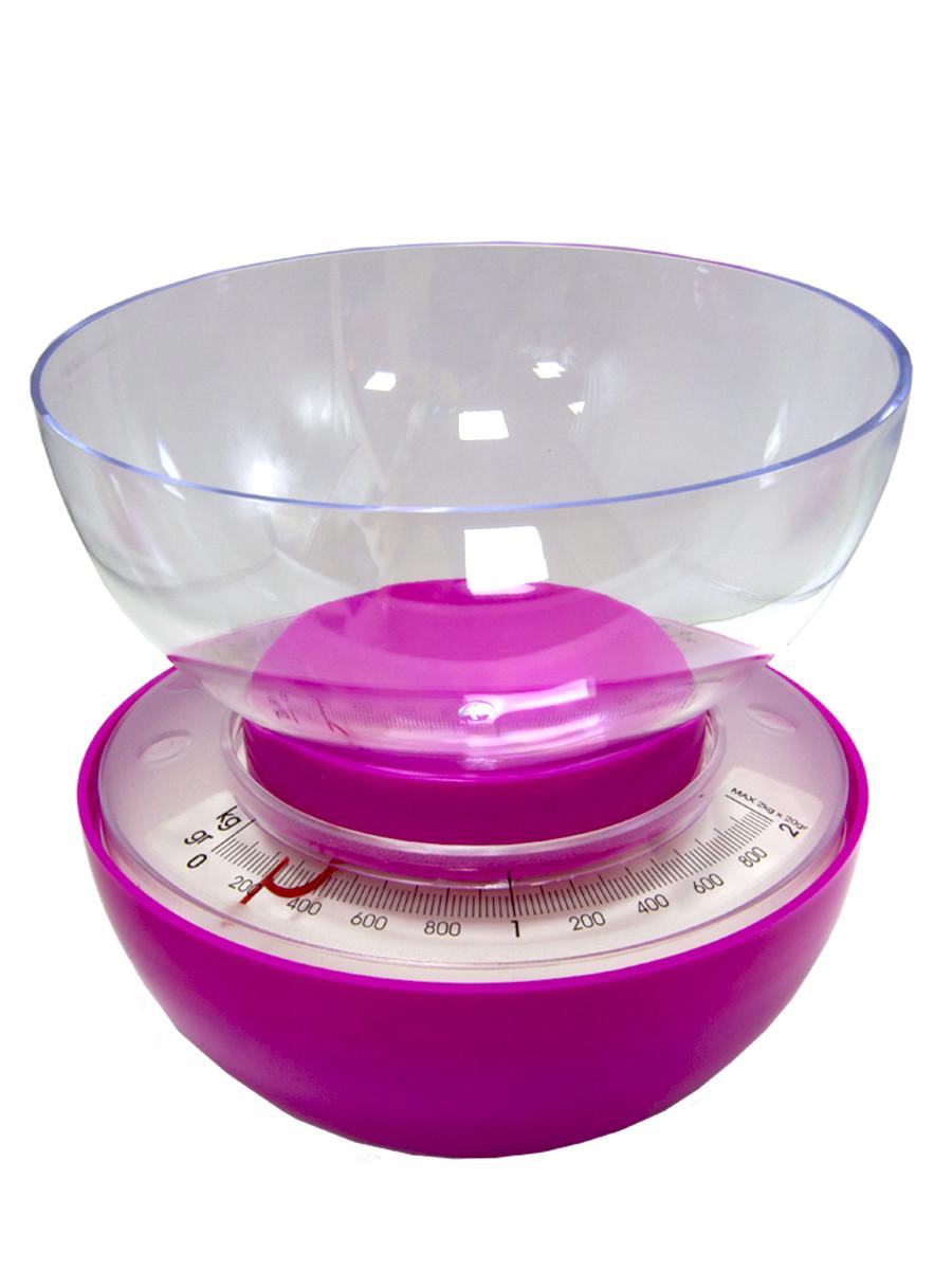 Весы кухонные Arte Nuevo KS 021 Pink