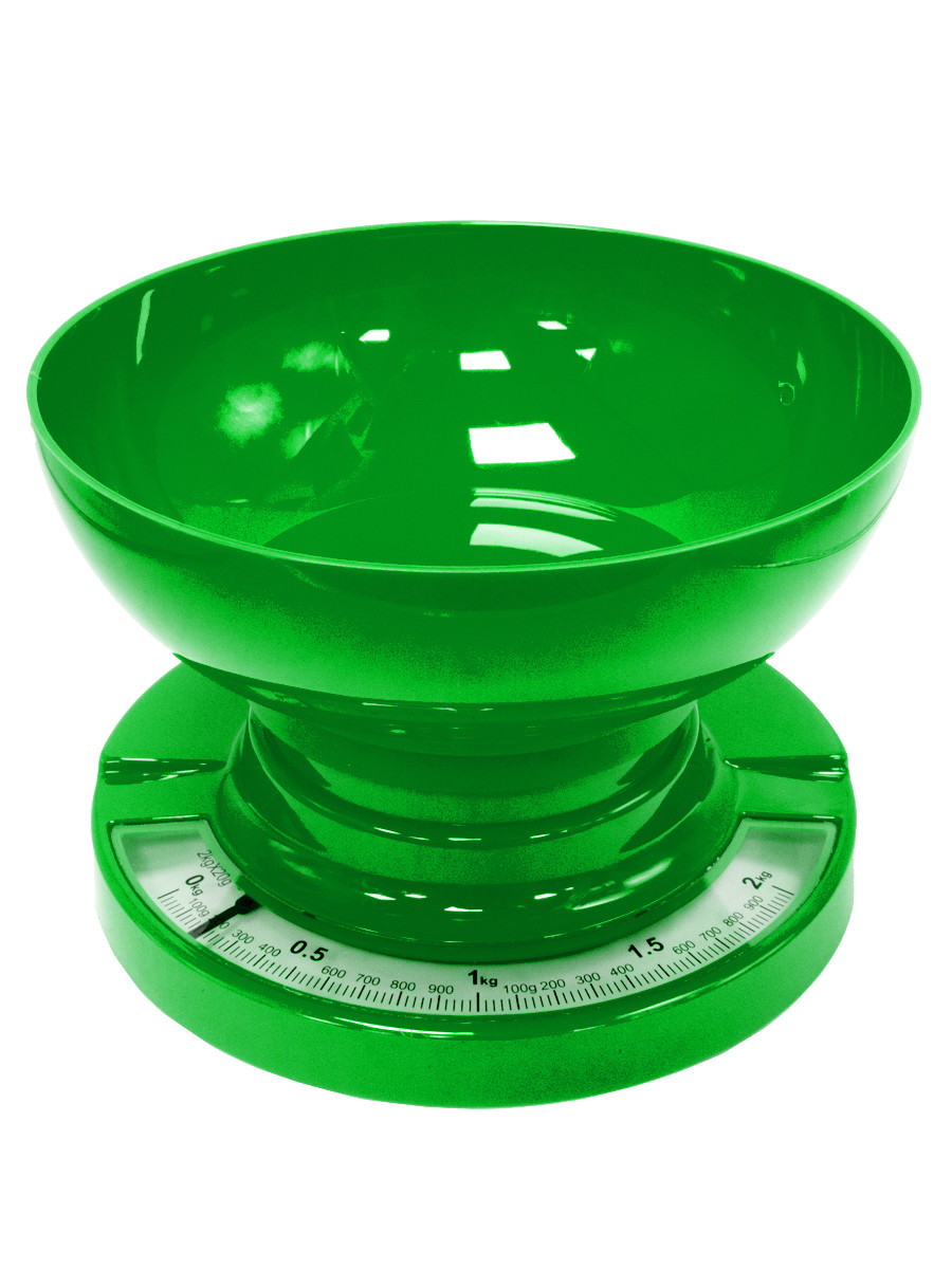 Весы кухонные Arte Nuevo KS 016 Green