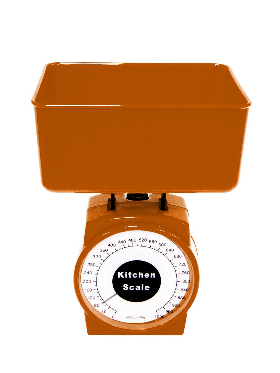 Весы кухонные Arte Nuevo KS 01 Orange