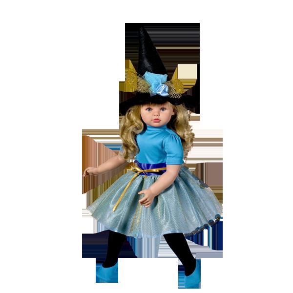 ASI Кукла Пепа из серии Ведьмочки, 57 см