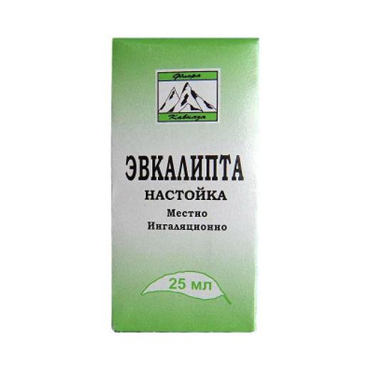 Эвкалипта настойка 25 мл Флора Кавказа