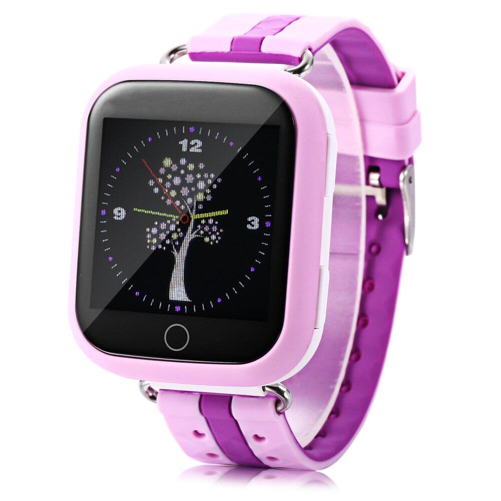 Детские смарт часы Clever Q100(Q750, GW200S) Purple/Purple