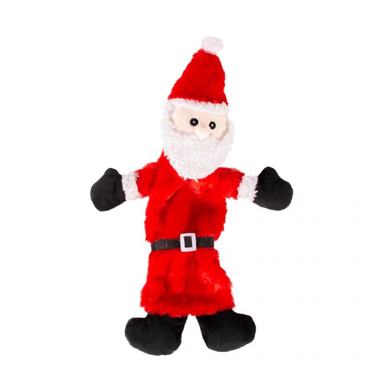 Мягкая игрушка для собак Duvo+ Санта Клаус,