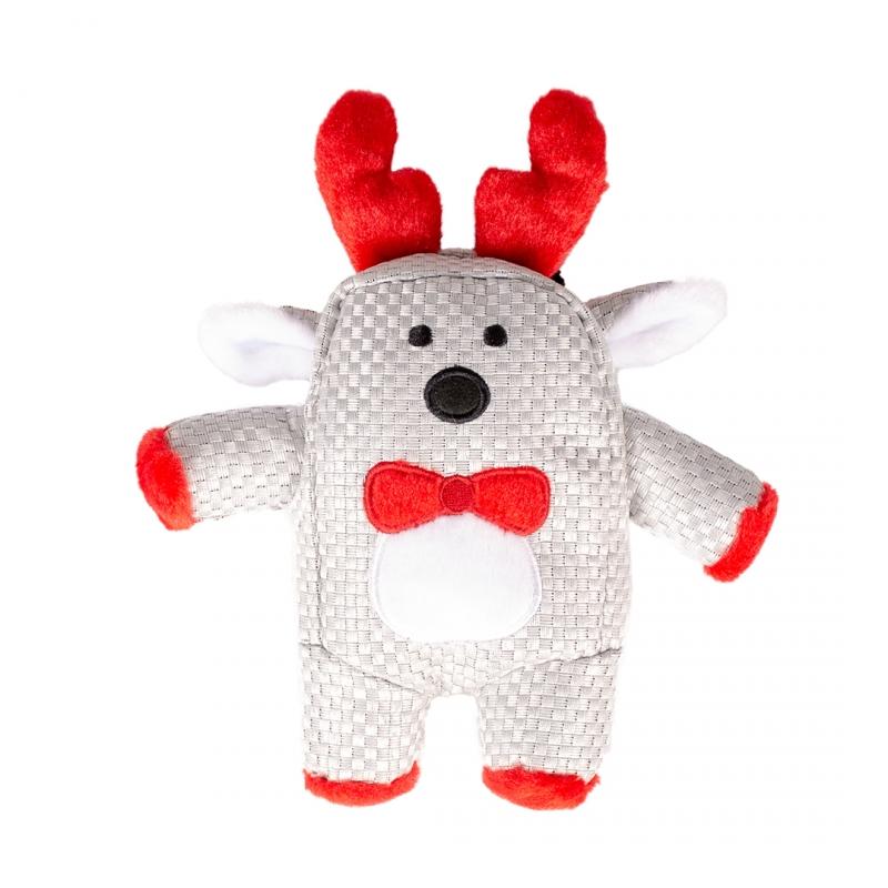 Мягкая игрушка для собак Duvo+ Новогодний Олень