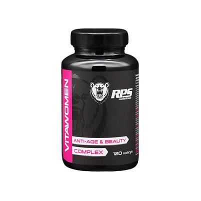 Витаминно минеральный комплекс RPS Nutrition Vitawomen 120 капсул