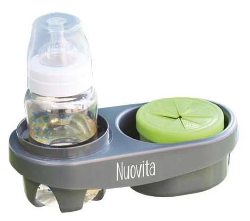 Двойной держатель для бутылочек Nuovita Doppio