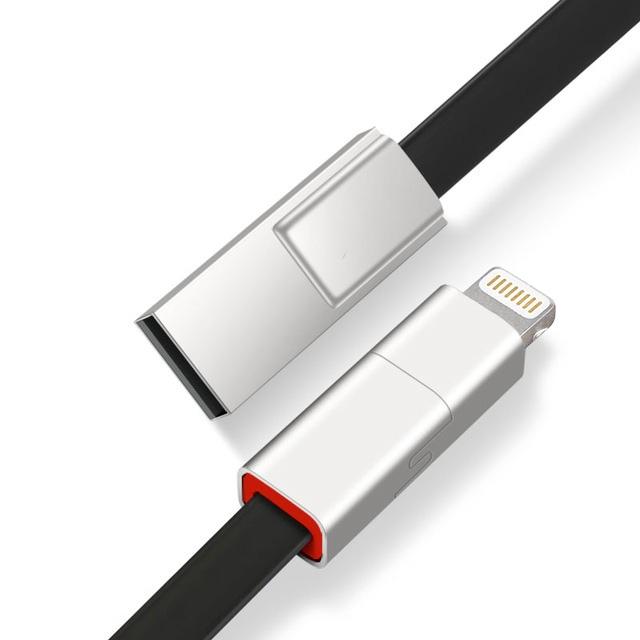 Кабель Elough USB   Lightning 1.5м