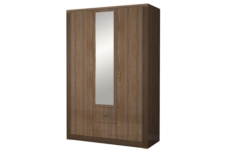 Шкаф 3 дверный Hoff Париж