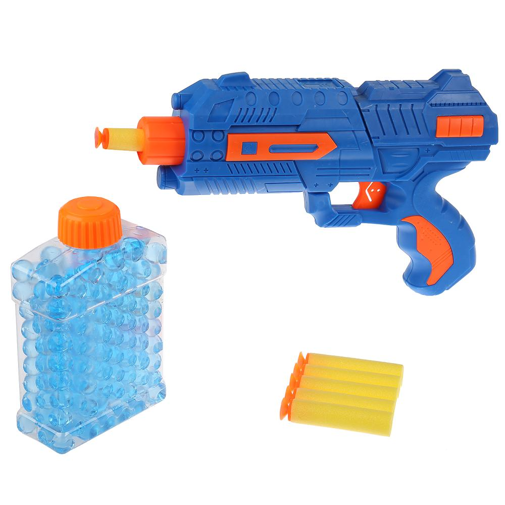 Играем вместе Бластер с мягкими пулями