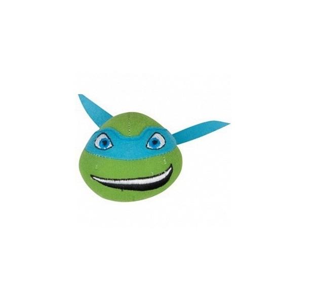 CHBLU0, Мягкая игрушка-брелок Черепашка-ниндзя Леонардо, Dream Makers, Аксессуары для ранцев и рюкзаков  - купить со скидкой