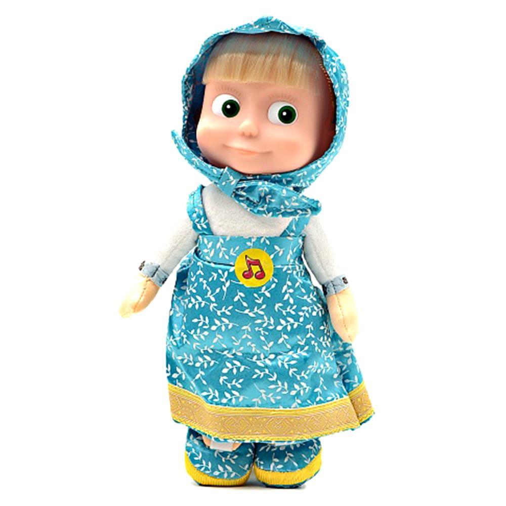Купить Мульти-Пульти Мягкая игрушка Маша и Медведь – Маша, 29 см,