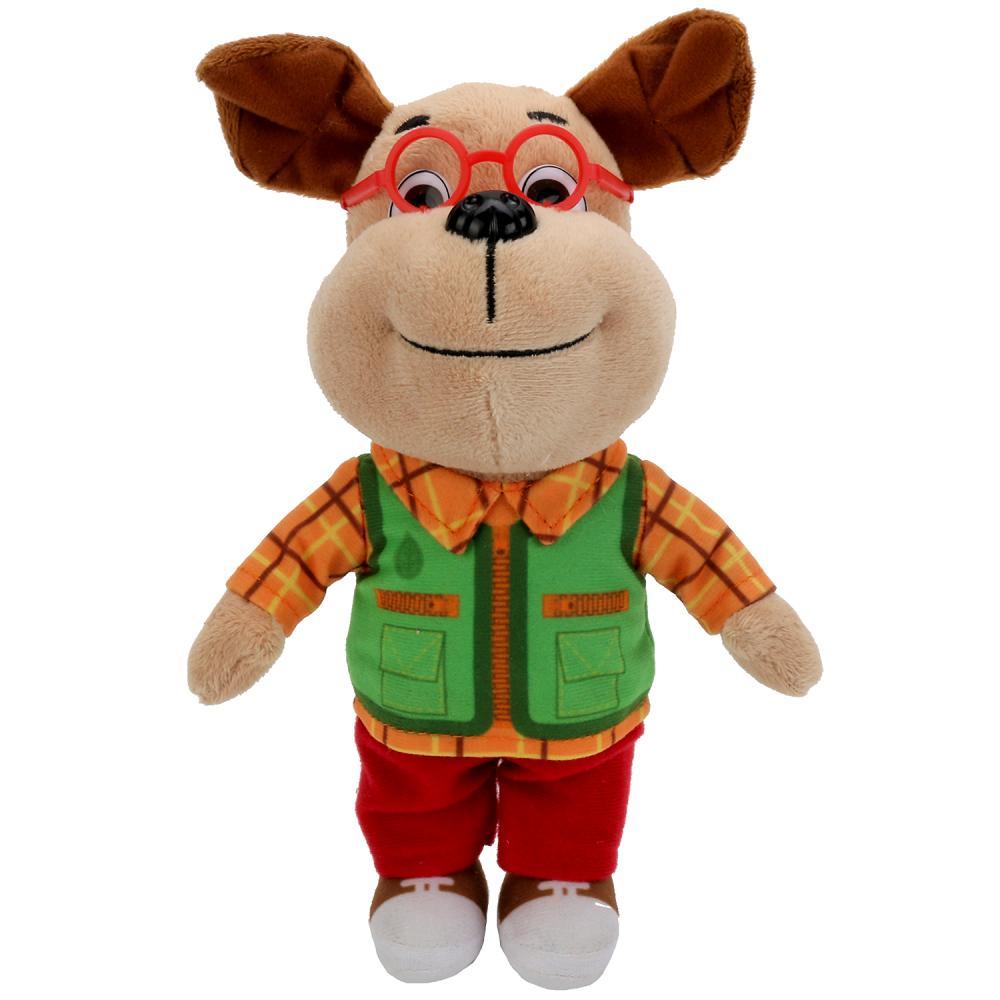 Купить Мягкая игрушка Мульти-Пульти Барбоскины Гена в новой одежде, 20 см,