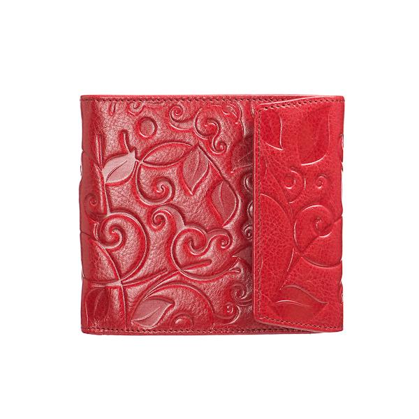 Портмоне женское Dr.Koffer X510152-119 красное