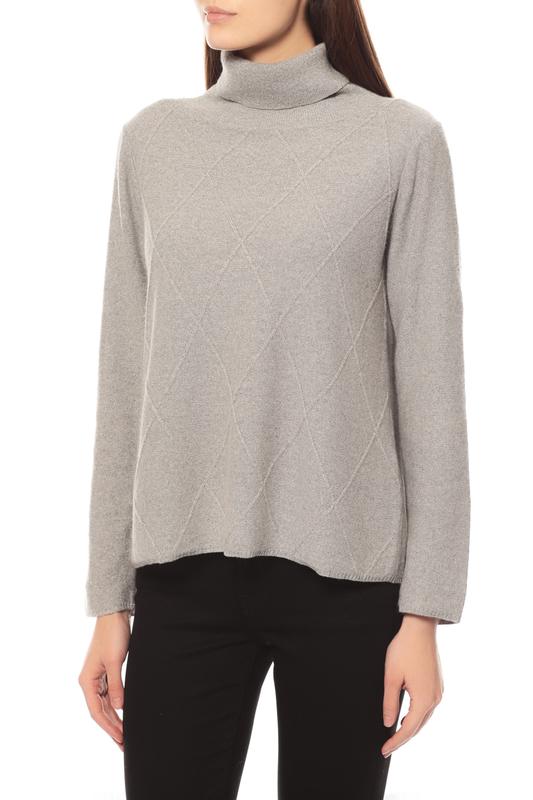 Джемпер женский Anis Collection 1087 серый XL фото