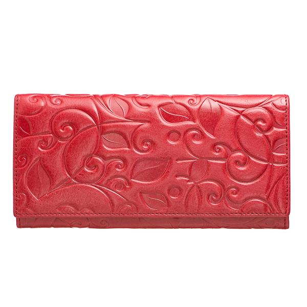 Портмоне женское Dr.Koffer X510124-119 красное