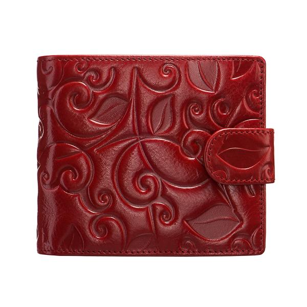 Портмоне женское Dr.Koffer X510117-119 красное