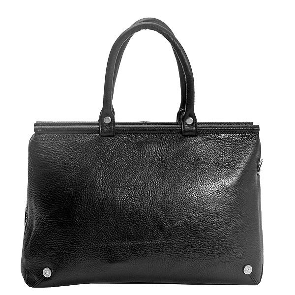 Портфель женский Dr.Koffer B402119-02 черный
