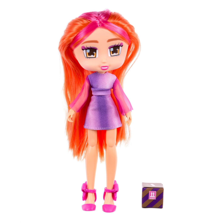 Кукла 1TOY Boxy Girls Coco, 20 см 1 TOY