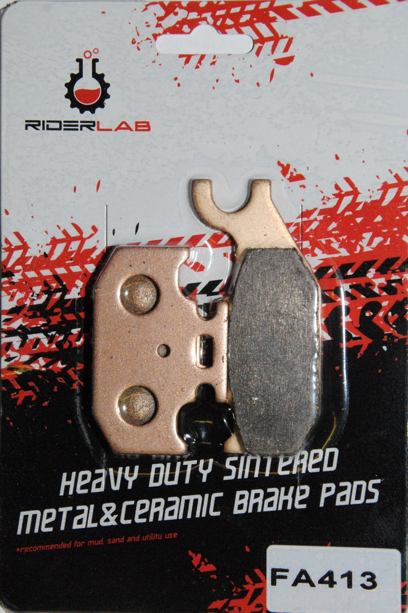 Тормозные колодки RiderLab для Suzuki FA413