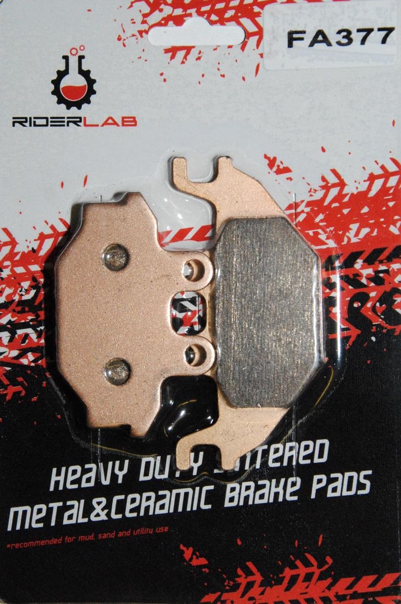 Тормозные колодки переднии RiderLab Stels Cectek FA377 F210176-00