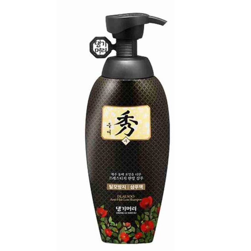 Шампунь против выпадения волос Daeng Gi Meo Ri Dlae Soo Anti-Hair Loss Shampoo, 400 мл