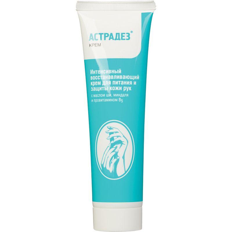 Купить Увлажняющий крем для рук с защитным действием Астрадез Крем 100 мл