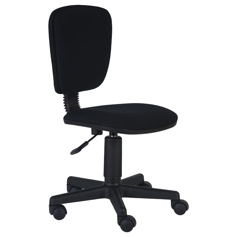 Офисное кресло Бюрократ CH-204NX/26-28, черный фото