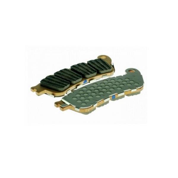 Оригинальные колодки тормозные для мотоцикла Honda (06435MAT016)
