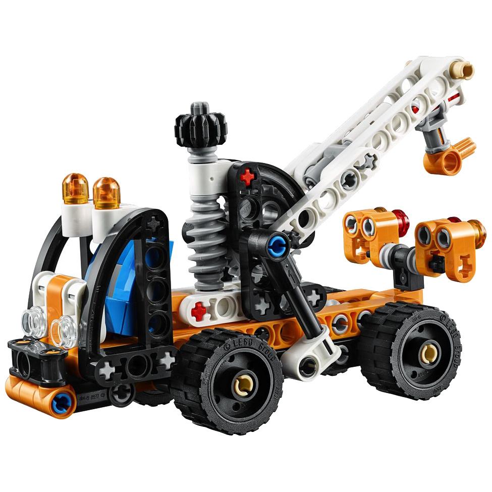 Конструктор LEGO Technic 42088 Ремонтный автокран