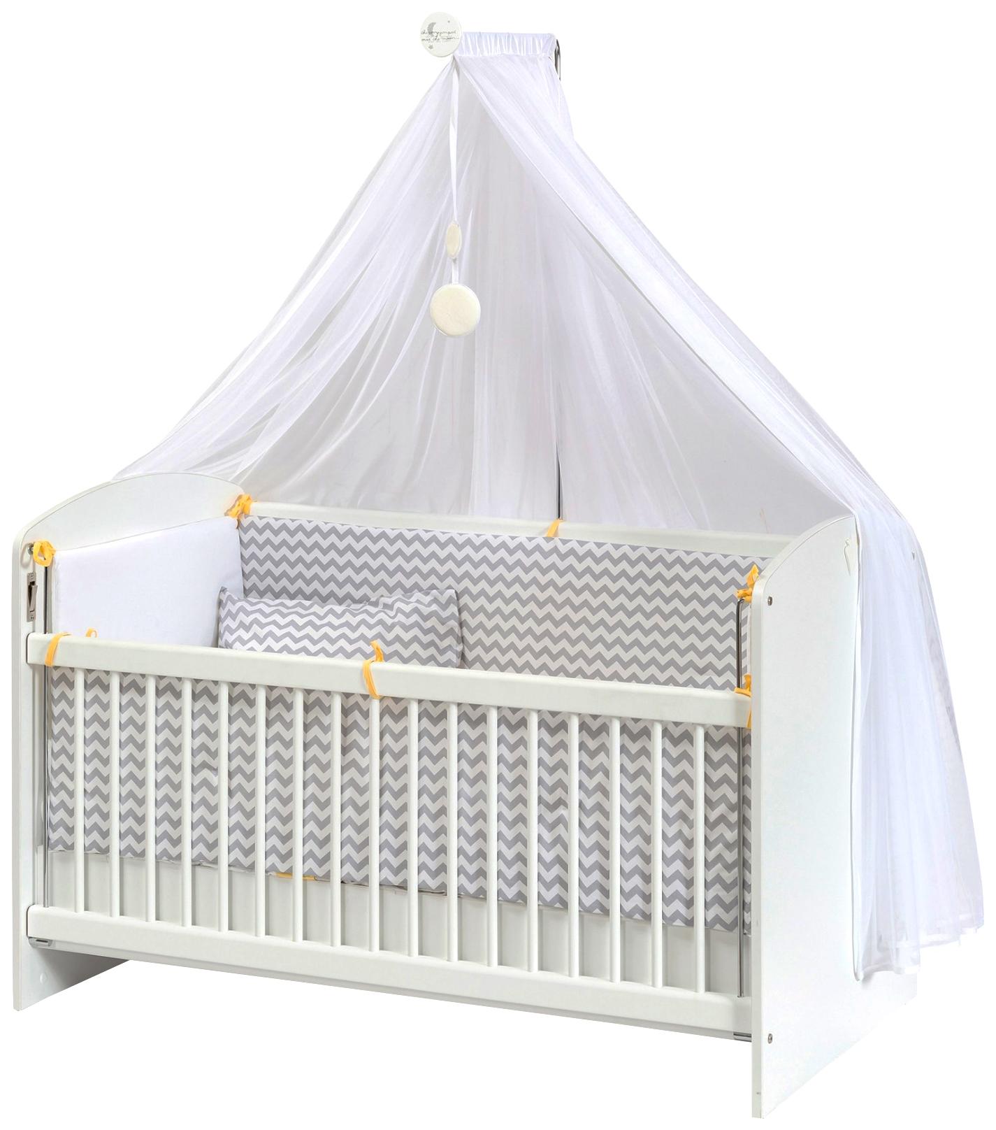 Купить Кровать-люлька Cilek Customary white 60x120 см,