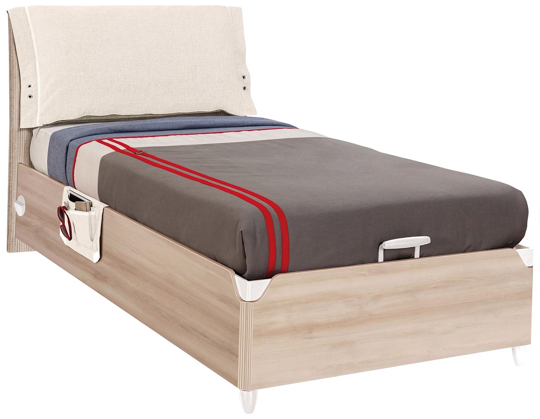 Кровать Cilek Duo с подъемным механизмом 100x200